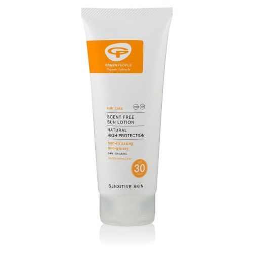 Sun Lotion Scent Free from Green People