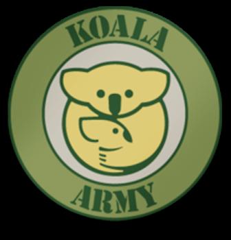 Join the Koala Army - koalas need you!