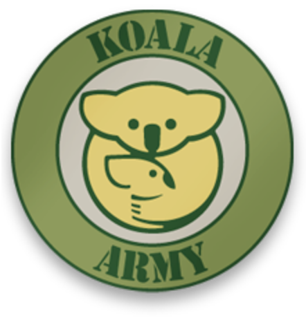 Join the Koala Army