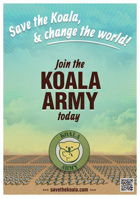 Join the Koala Army