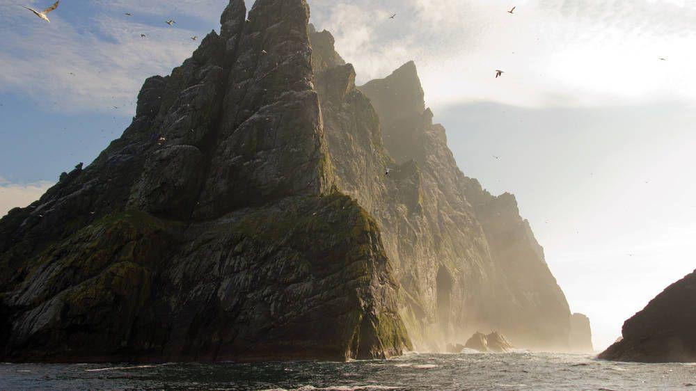 St Kilda is home to one million sea birds