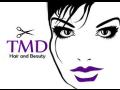 tmd hair logo