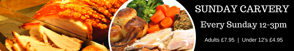 Carvery Web Banner
