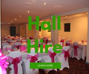 hall hire