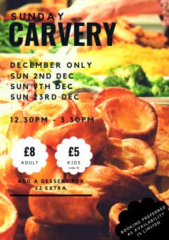 Dec Carvery Poster
