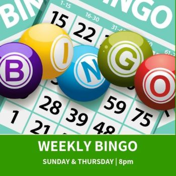 Bingo web box