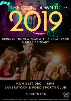 2018 NYE Party