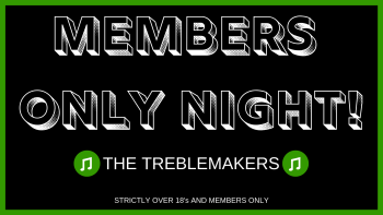 MEMBERS ONLY NIGHT! FB event image