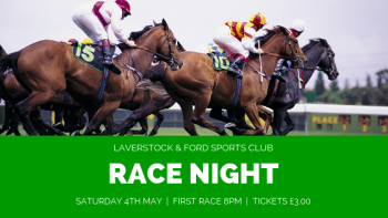 Race Night 4th May FB cover