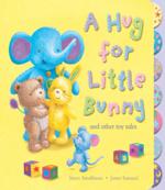 a hug for little bunny