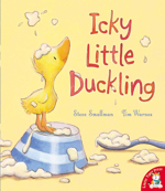 icky little duckling