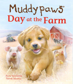 muddypaws on the farm