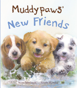 muddypaws new friends