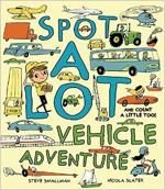 spot a lot vehicle adventure
