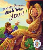 rapunzel wash your hair!