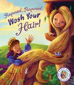 rapunzel wash your hair!
