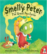 smelly peter- the great pea eater
