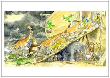 All Aboard - Noah's Ark
