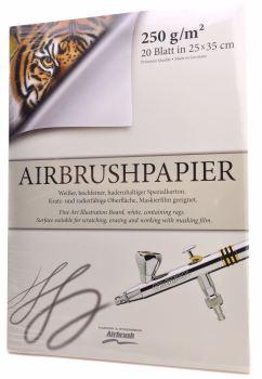 Airbrush Paper Pad - 25cm x 35cm
