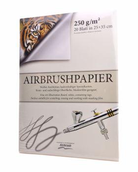 Airbrush Paper Pad - 35cm x 50cm