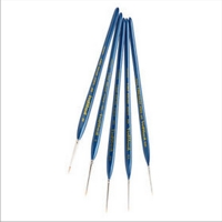 Paintbrushes - Set of 5