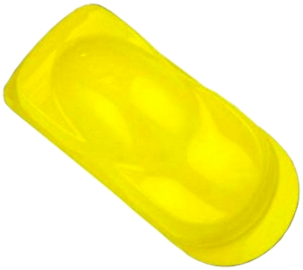 Fluorescent Hot Yellow - 120ml