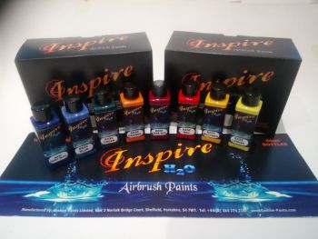 Inspire H20 Transparent Set