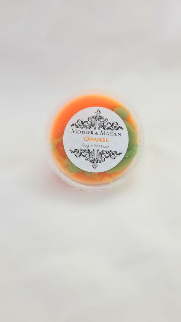Orange Scent Pod