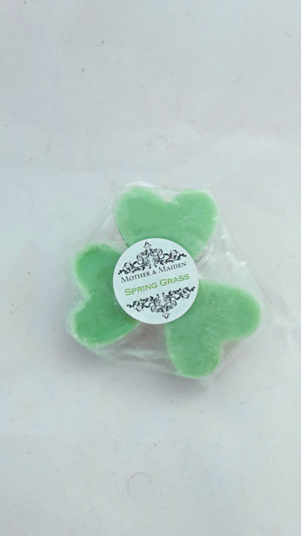 Spring Grass Wax Melts