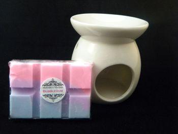 Bubblegum Oil Burner Set