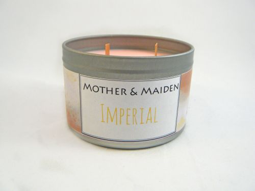 Imperial Wood Wick Tin