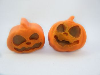 Pumpkin Pie Halloween Shape Wax Melt