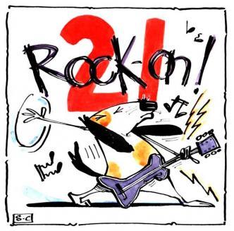 21 Rock On