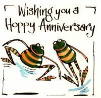 A Hoppy Anniversary