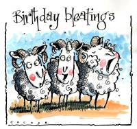 Sheep - Birthday Bleatings