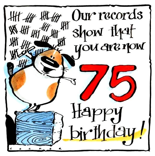 75 Our Records