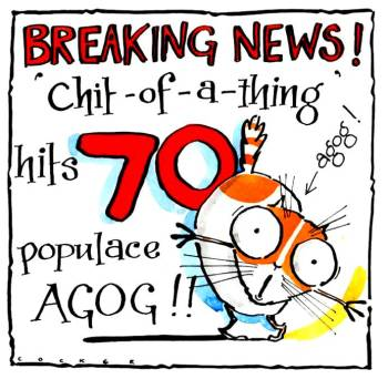 70 Breaking News