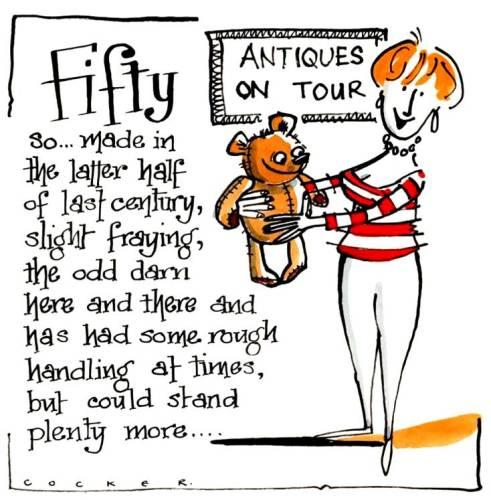 50 Antiques On Tour