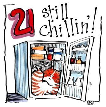 21 Chilln'