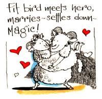 Wedding - Fit Bird