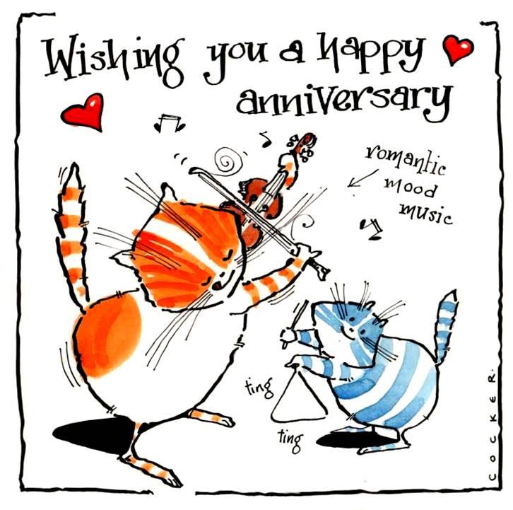 A Happy Anniversary