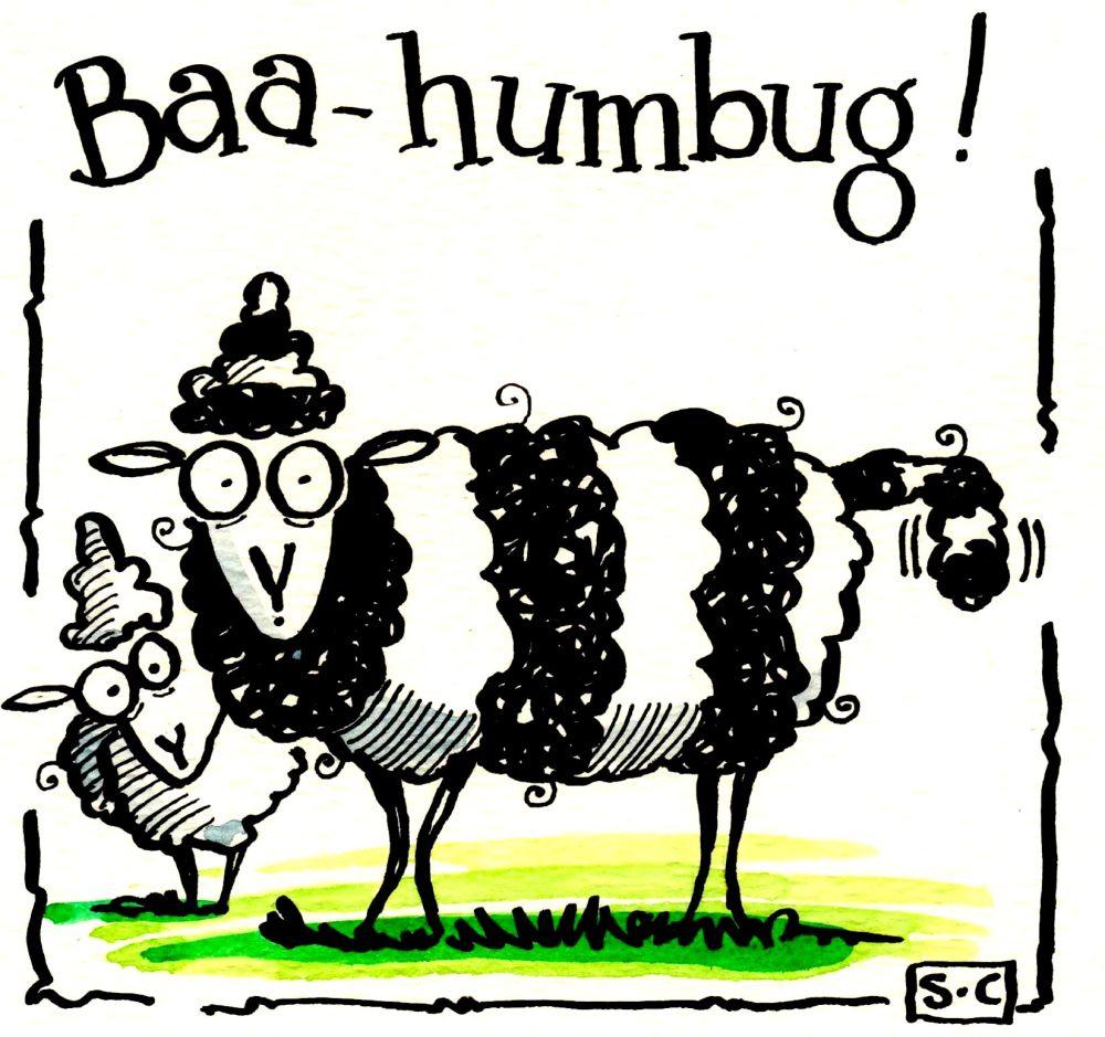 Baa-Humbug