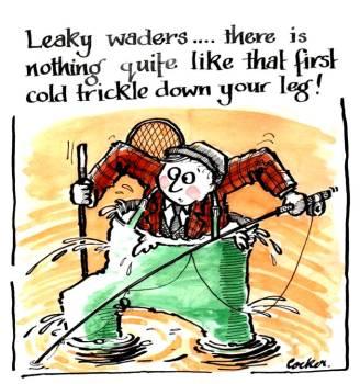 Leaky Waders