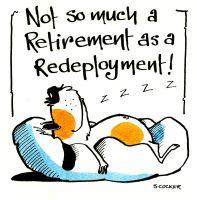 Retirement: Redeployment