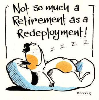 Retirement: Redeployment
