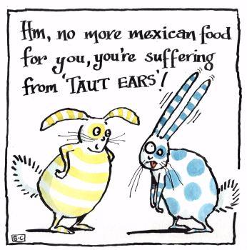 Rabbit Taut Ears