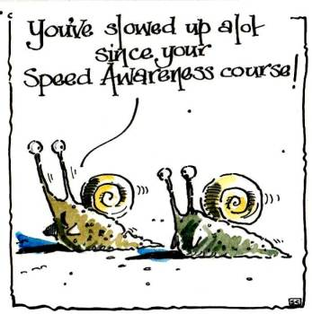 Speed Awareness