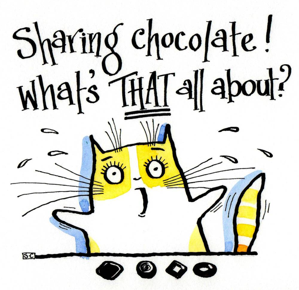Chocolate Sharing