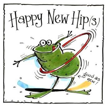 Happy New Hip(s)