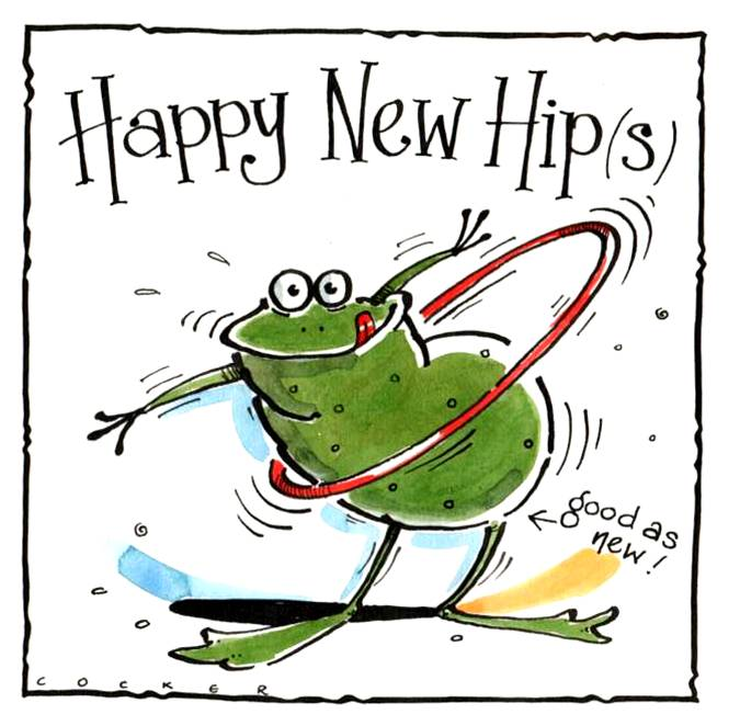 Happy New Hip(s)